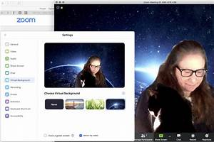 How To Change Your Background In Zoom