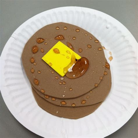 pancake crafts for preschoolers crafts actvities and worksheets for preschool toddler and 616