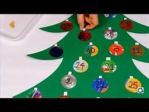 Fabriquer Un Calendrier De L Avent : comment fabriquer un calendrier de l 39 avent original youtube ~ Nature-et-papiers.com Idées de Décoration