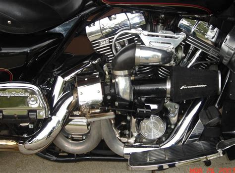 Harley Davidson Turbo by Custom Turbo Build 2007 Fxst Page 6 Harley Davidson Forums