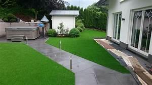 Kunstrasen Im Garten : kunstrasen green cerelia in der gartenanlage kunstrasen ~ Michelbontemps.com Haus und Dekorationen