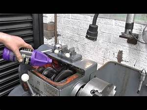 Lathe Gear Box Oil Upgrade