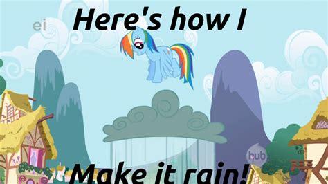 Rainbow Dash Meme - my rainbow dash meme by snipingbrony412 on deviantart