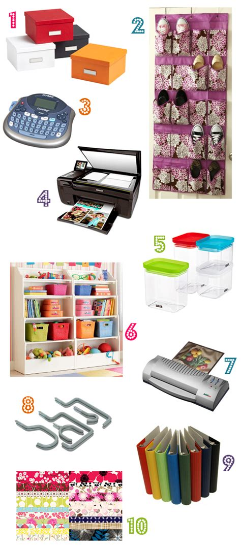 Iheart Organizing You Asked Favorite Organizing Supplies