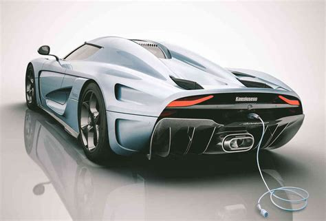 Most Powerful Production Car by Look At The 2016 Koenigsegg Regera Hybrid Supercar