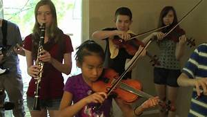 Little Talks Cover by Of Monsters and Men at String camp ...
