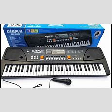 New 61 Keys Piano Review & Unboxing By Technical Pareek