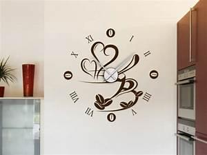 Tattoos Für Die Wand : wanduhr tattoo die zeit an der wand haben ~ Orissabook.com Haus und Dekorationen