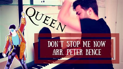 Don't Stop Me Now (peter Bence Piano Cover)