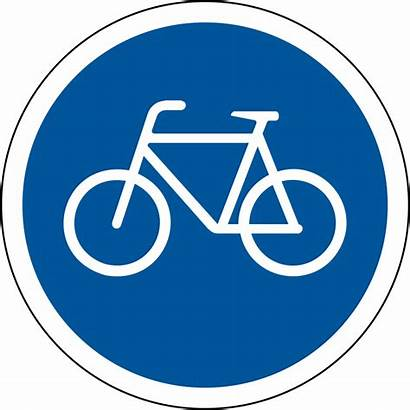 Pedal Sign Cycles R111 Signs