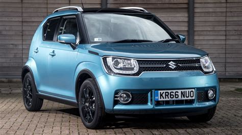 Suzuki Ignis Wallpapers by 2016 Suzuki Ignis Uk Wallpapers And Hd Images Car Pixel