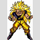 Goku All Super Saiyan Forms 1 100 | 126 x 199 gif 8kB