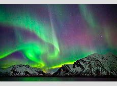 Naturwunder Nordlicht Showtime am Nachthimmel SPIEGEL