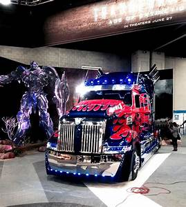 Image Gallery transformers 4 truck