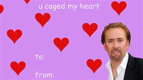 Valentine's Day Card Memes