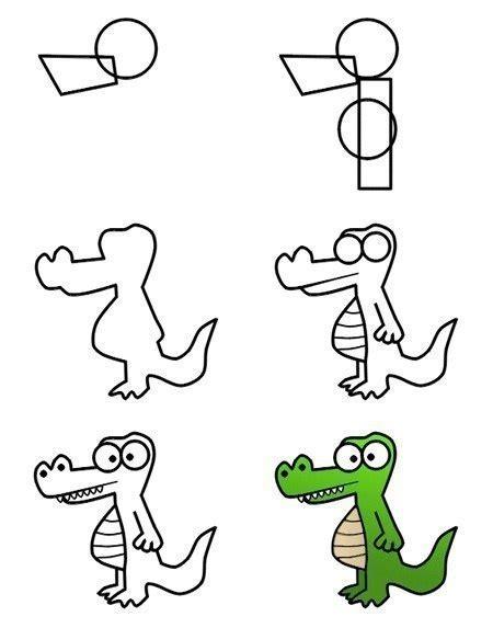 tiere malen leicht tiere malen mit kindern dekoking diy bastelideen dekoideen zeichnen lernen