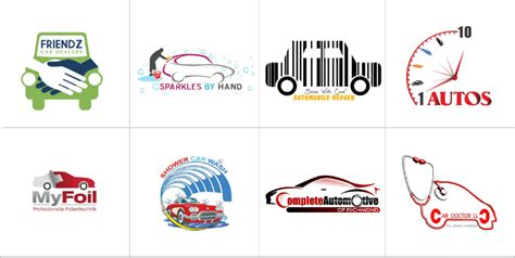 Car Logo Designs By Disignvamp For $39