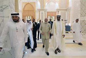 PM Narendra Modi meets UAE PM, discusses bilateral ties