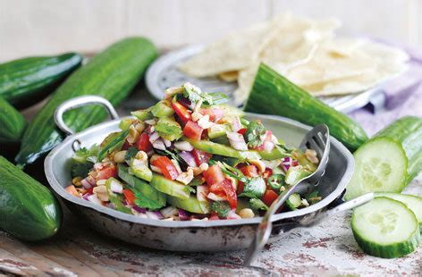 indian style cucumber salad tesco real food