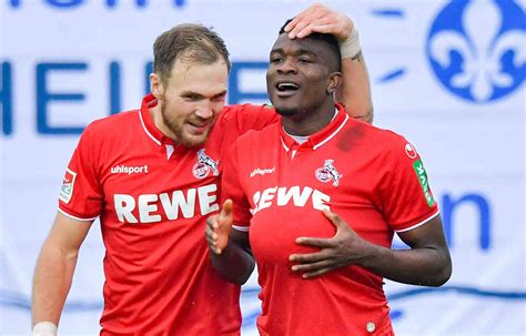 Maybe you would like to learn more about one of these? Der 1. FC Köln schuftet sich beim 3:0-Sieg in Darmstadt ...
