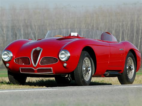 Alfa Romeo 6c 3000 Spider Wallpapers  Cool Cars Wallpaper