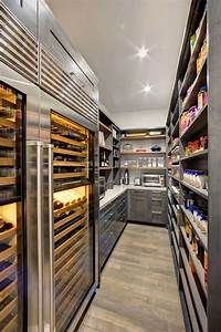 8, Functional, Kitchen, Pantry, Design, Ideas, That, Give, Extra, Storage