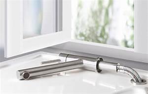 Robinet Pliable Sous Fenetre : robinet evier sous fenetre elegant mitigeur de cuisine ~ Edinachiropracticcenter.com Idées de Décoration