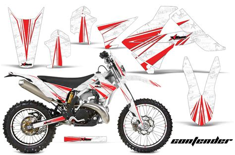 kit deco 300 gas gas gas gas ec 250 300 motocross graphic kit 2011 2012