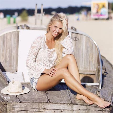 Gentlewoman Sport: Scarlett Gartmann - Marco Reus WAG