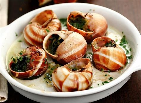 escargot cuisiné food recipes other gastronomic escargot