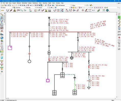 circuit diagram analysis software unbalanced circuit analysis software circuit