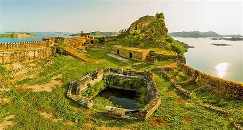 Ramkot Fort Mirpur Azad Kashmir Pakistan Croozi