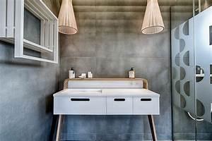 lalliance parfaite du feng shui et du style scandinave With salle de bain design avec feng shui décoration