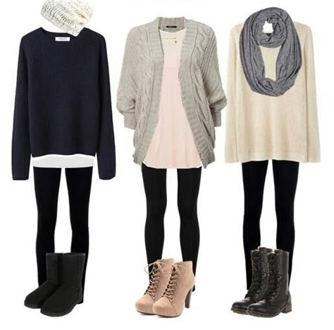 Outfits con Leggings - 1001 Consejos