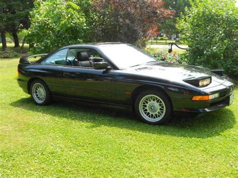 Find Used 1995 Bmw 840ci Base Coupe 2-door 4.0l In Webster
