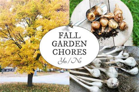15 fall gardening tips inspiration