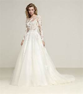 Robe Mariage 2018 : photo robe de mari e pronovias 2018 mod le drizana ~ Melissatoandfro.com Idées de Décoration