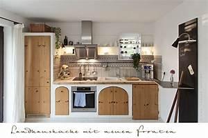 Alte Küche Neue Fronten : neue fronten aus echtholzfurnier f r eine landhauskueche ~ Sanjose-hotels-ca.com Haus und Dekorationen