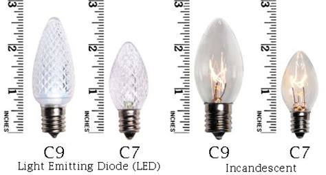 what is the difference between c7 and c9 light bulbs c7 c9 lights 100 images outdoor decorations c9 led