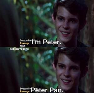 Ouat Peter Pan Quotes. QuotesGram