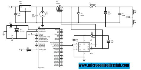 Buck Converter Using Pic Microcontroller