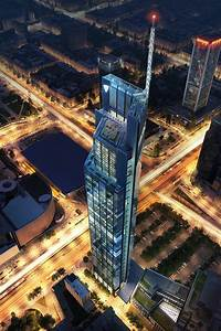 Foster, Partners, Begin, Constructing, The, Varso, Tower