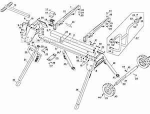 Dewalt Dw7440rs Parts List And Diagram   Ereplacementparts Com