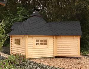 Gartenhaus Mit Aufbauservice : dachschindeln 6 eck de luxe ~ Whattoseeinmadrid.com Haus und Dekorationen