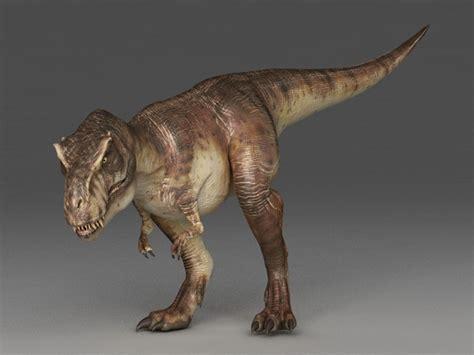 tyrannosaurus rex  model ds max files