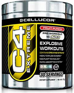 C4 Pre-workout Supplement Review