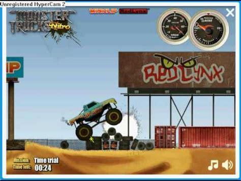 miniclip monster truck nitro monster trucks nitro miniclip com youtube