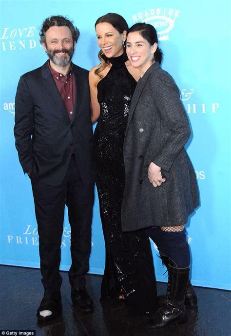 Kate Beckindale Trolls Sarah Silverman Over Her Breakup