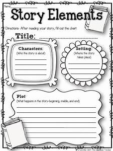 Freebie Story Setting Worksheets