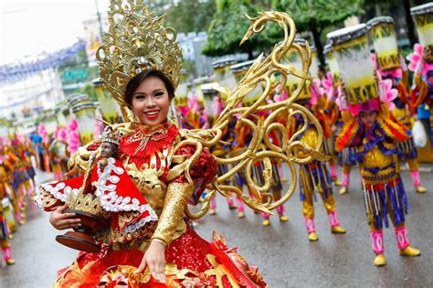Celebrate Sinulog Festival at Cebu